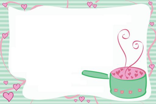 Escolhendo Os Convites Do Chá De Panela Mari De Casa